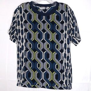 Trina Turk Silk Mindy Top